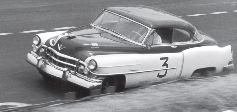Cadillac Century Of Innovation And Racing