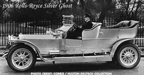 Rolls-Royce Motor Cars Limited history